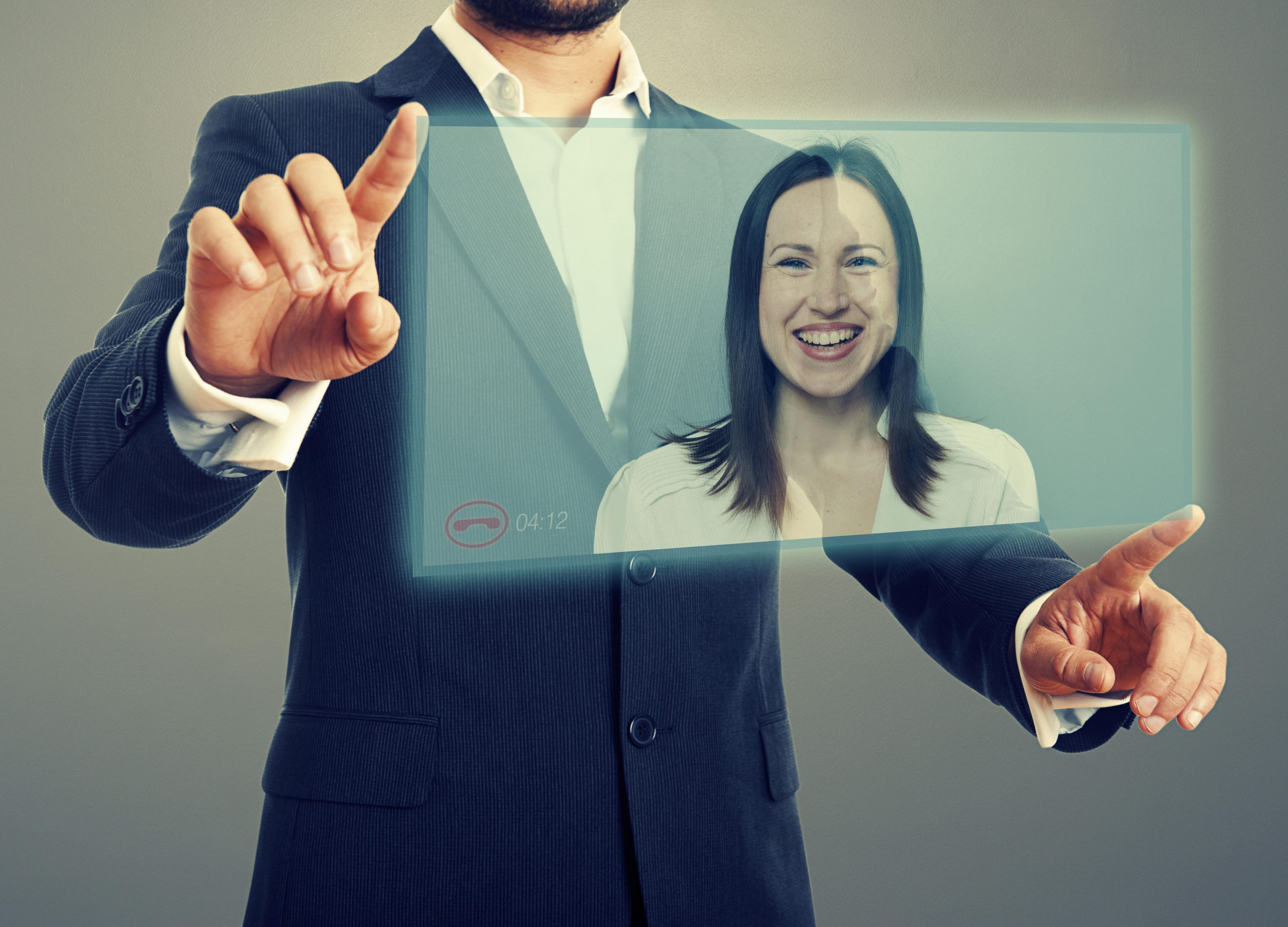 Conseil entrevue Videoconférence VIDÉOCONFÉRENCE
